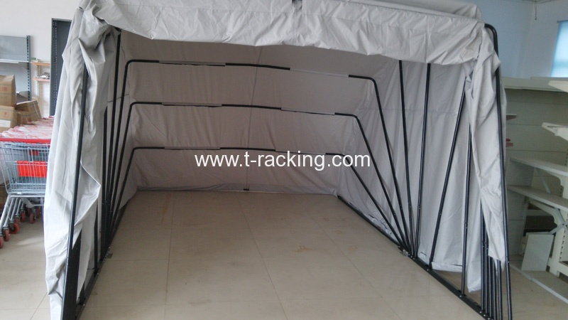 Foldable Mobile Car Garage