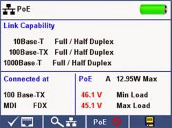 PoE Link Capability