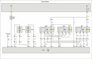 Schalter E40 (Fensterheber VL) – T4Wiki