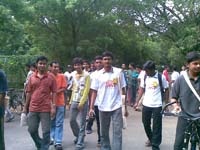 Enthusiasts from IIT Madras set out to make a difference