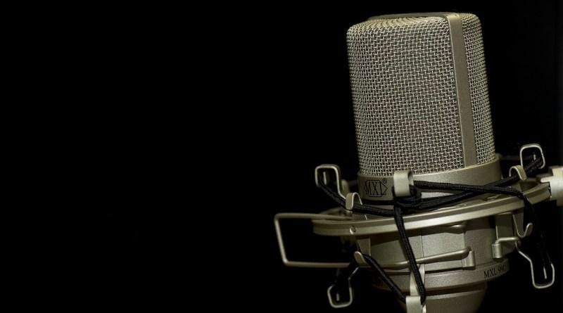 Microphone Music Audio Radio Voice  - Fotocitizen / Pixabay