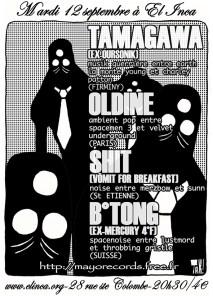 Tamagawa - Oldine - Shit - B°tong