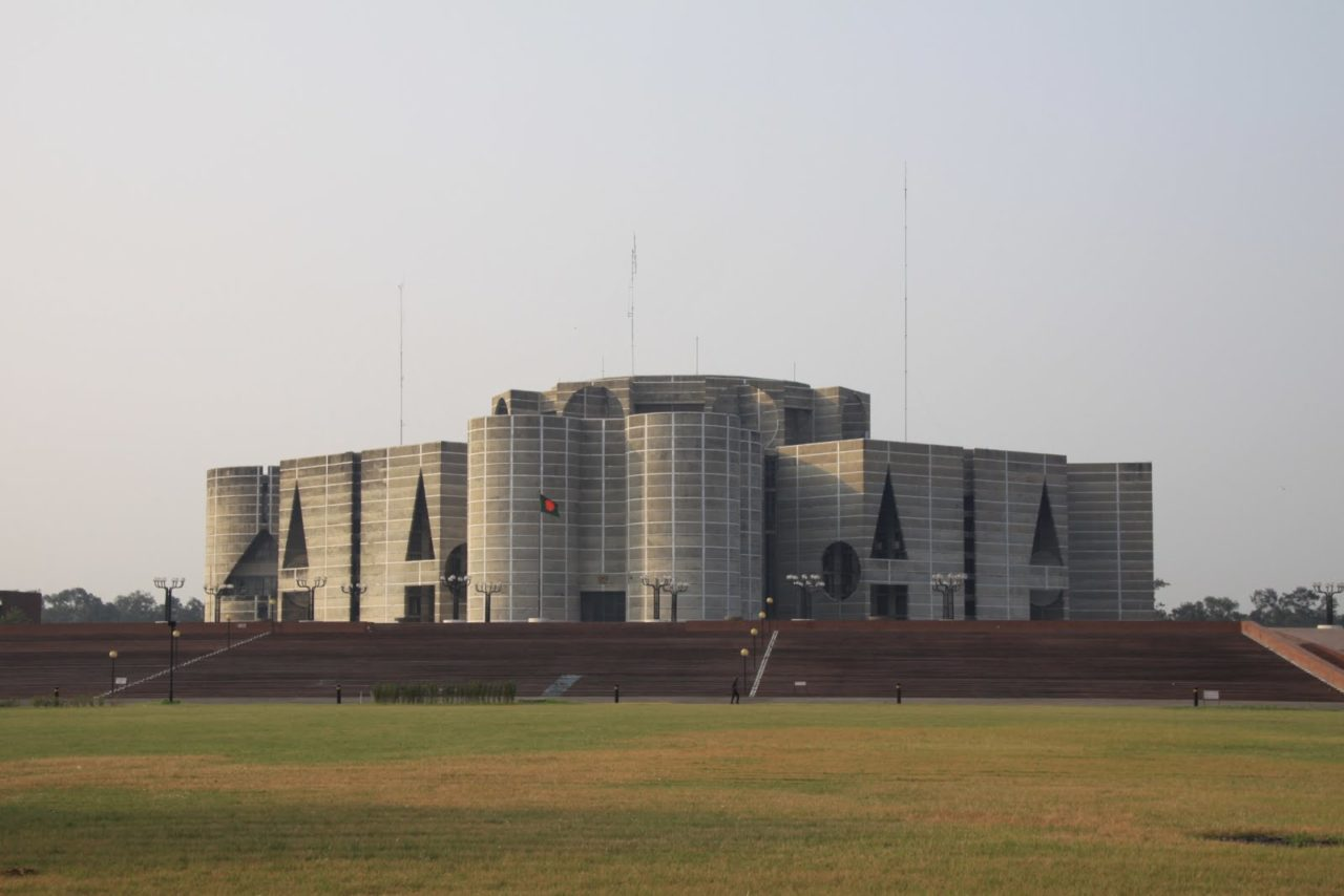 Bangladesh National Parliament & Museum Tour