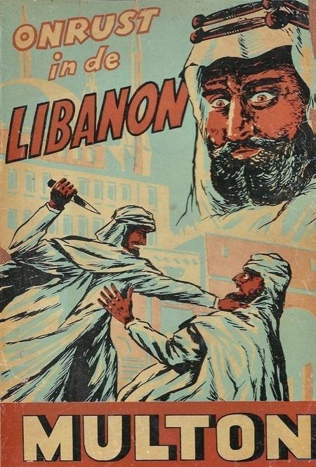Onrust in de Libanon