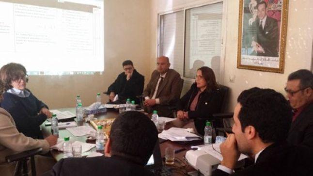 بلورة خطة العمل 2017 لبرنامج التعاون مع اليونيسيف بأكاديمية تطوان