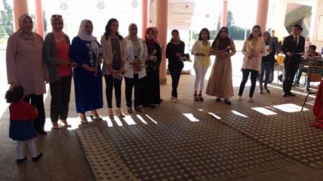 سيدي بنور: ثانوية دكالة التأهيلية تنظم أمسية ثقافية و فنية بمناسبة اليوم العالمي للمرأة