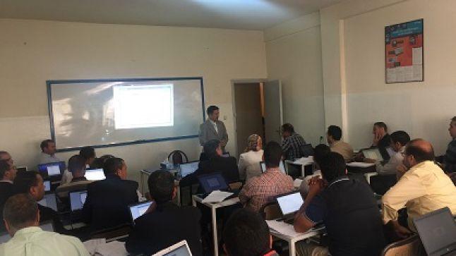 مكناس: دورة تكوينية في التدبير الرقمي للزمن المدرسي يومي 6 و 7 ماي 2017