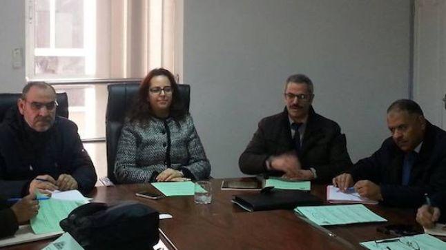 مكناس: مديرية التربية الوطنية تعقد اجتماعا لتنزيل بطاقة التتبع الذاتي للتلميذ
