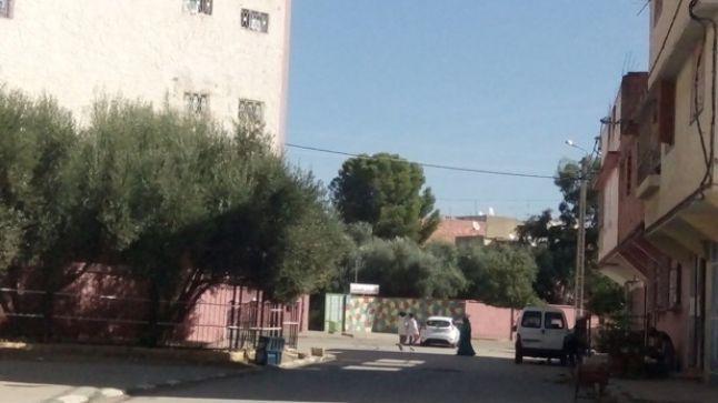سيدي قاسم : أستاذة بمدرسة القدس وصل بها التذمر حد الإقبال على إضرام النار في جسدها أمام زميلاته وزملائها ومتعلميها