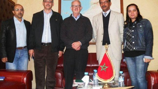 اجتماع اللجنة المغربية الأمريكية للتبادل التربوي والثقافي بالسفارة الأمريكية