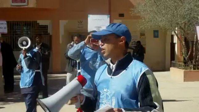 الرشيدية: النقابات ترفع سقف الاحتجاج و تطالب بالافتحاص