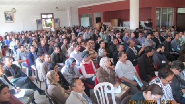 الجامعة الوطنية للتعليم تعقد الدورة الثانية لمجلسها الوطني