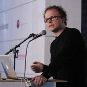 Das Programm der re:learn wurde von Jöran Muuß-Merholz co-kuartiert.
