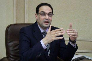 المستشار محمد جميل رئيس جهاز التنظيم و الادارة