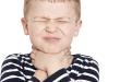 علاج التهاب الحلق عند الأطفال