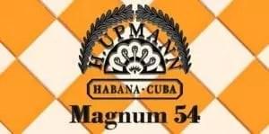 logo sigari h.upmann magnum 54