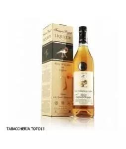 Elegante bottiglia Cognac alle pere di Francois Peyrot