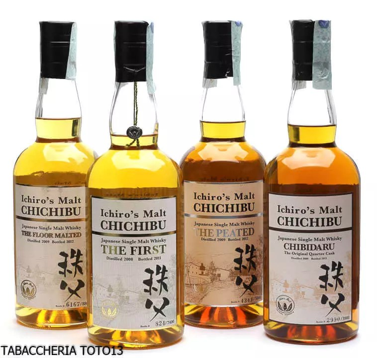 chichibu single malt from Japan