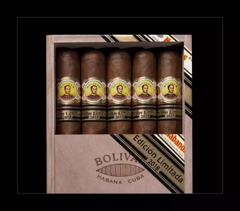 Bolivar Soberano limited edition 2018