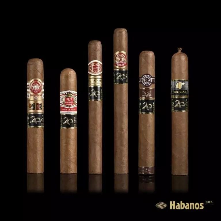 Nuove vitolas sigari cubani 2018 del 20 festival Habano