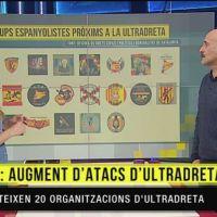 La Generalitat tacha a los seguidores de Tabarnia de «nazis» y «paramilitares»