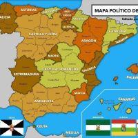 Mapa de Tabarnia. Ya está disponible el primer mapa de España que incluye Tabarnia