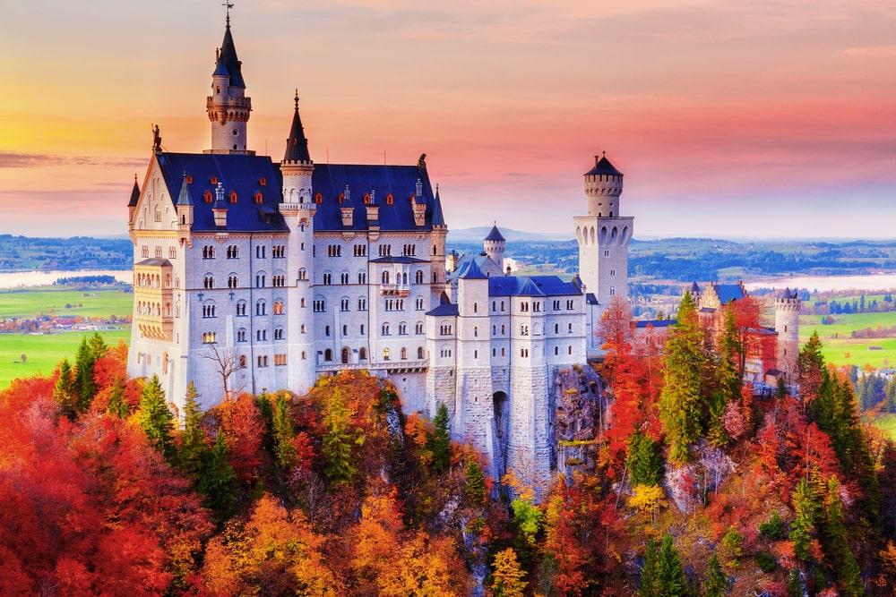 ドイツ 城
