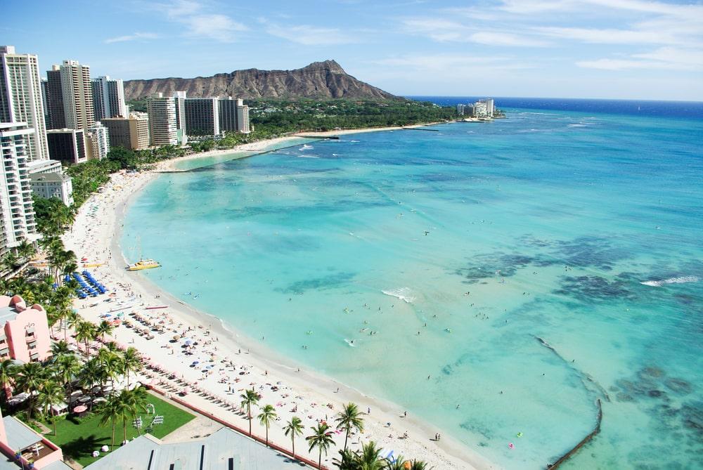 ハワイ ホテル群