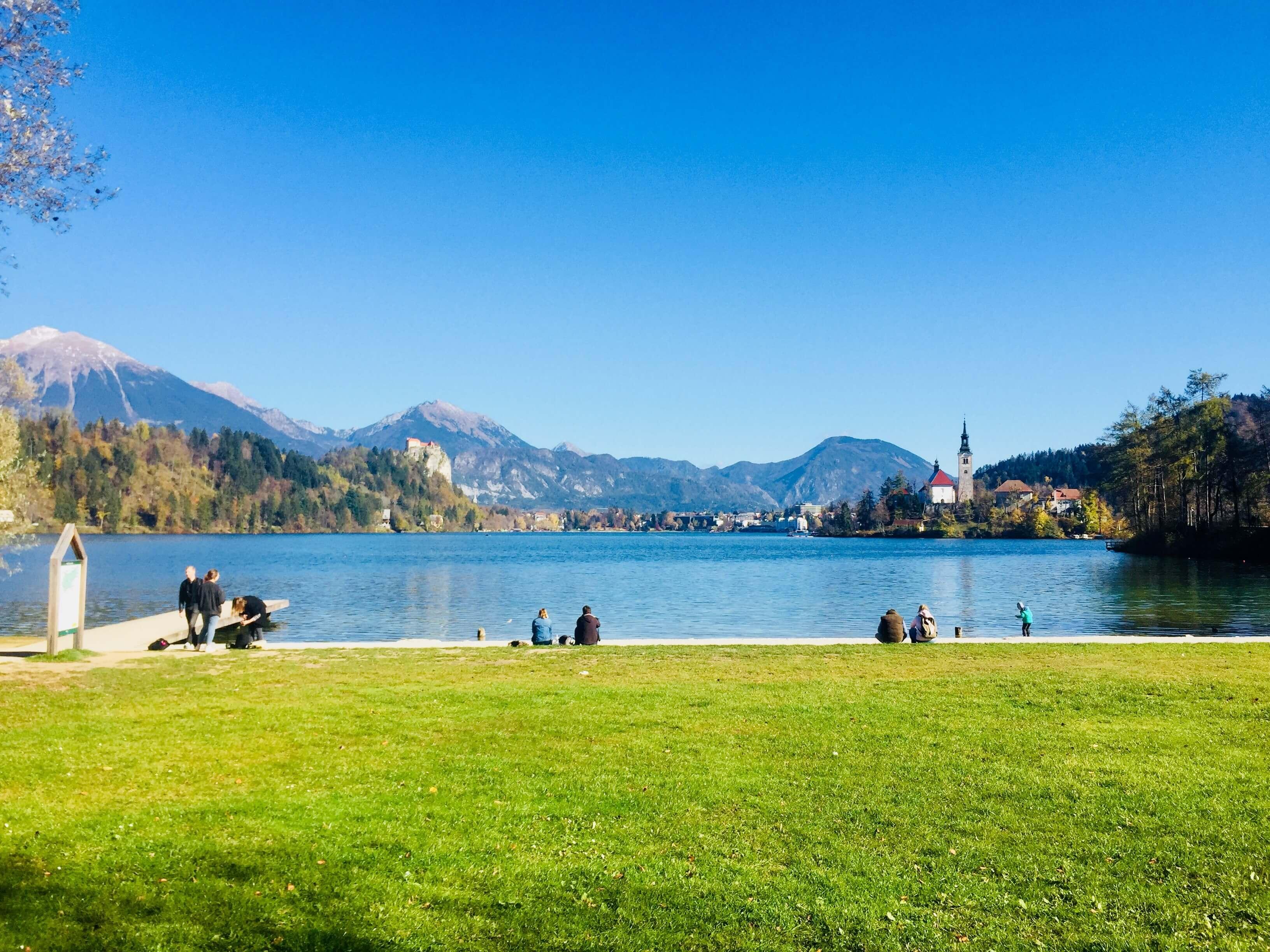 ブレッド湖 / スロベニア
