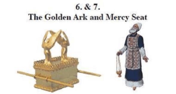 golden ark & mercyseat