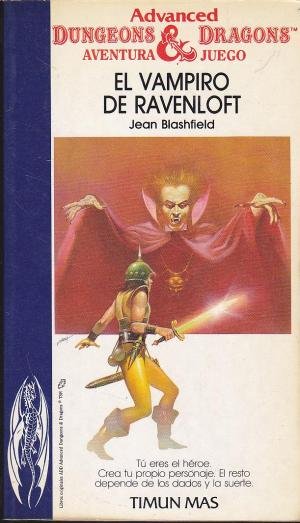 librojuego ravenloft