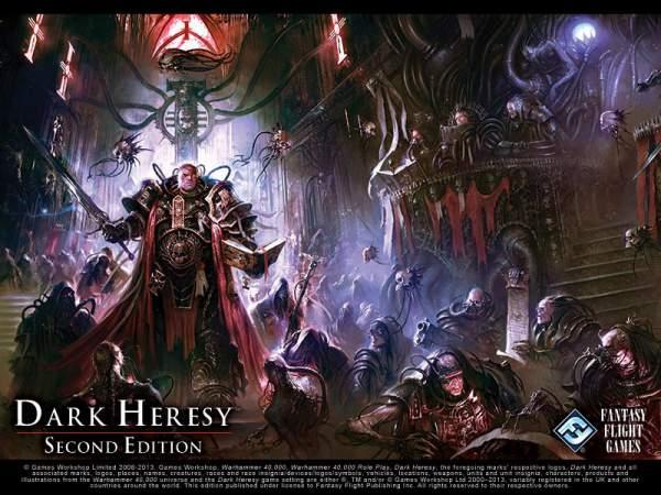 Dark Heresy Second Ed.