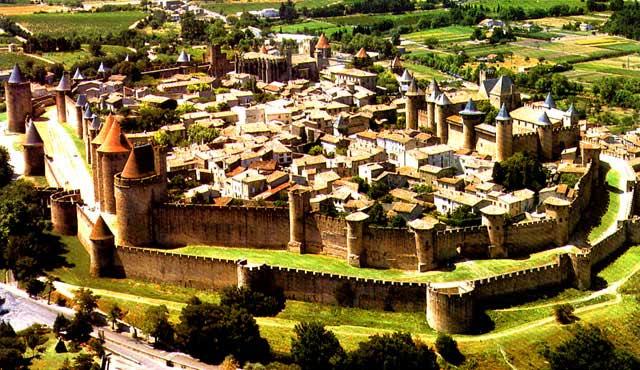 Ciudadela de Carcassonne