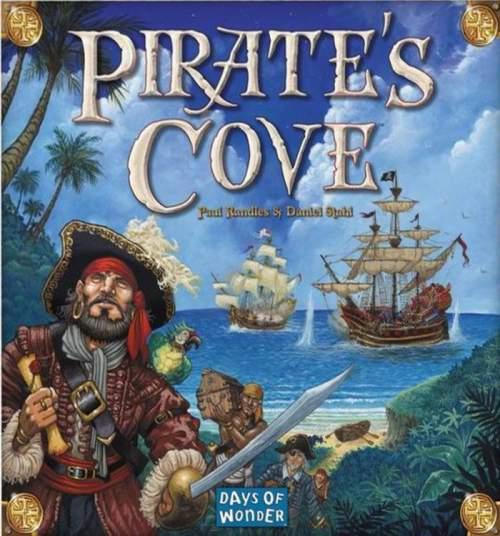 Portada del Pirate's Cove