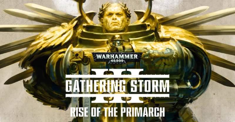 Portada del Gathering Storm III