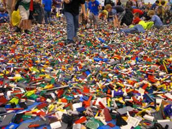 Lego - juegos coleccionables