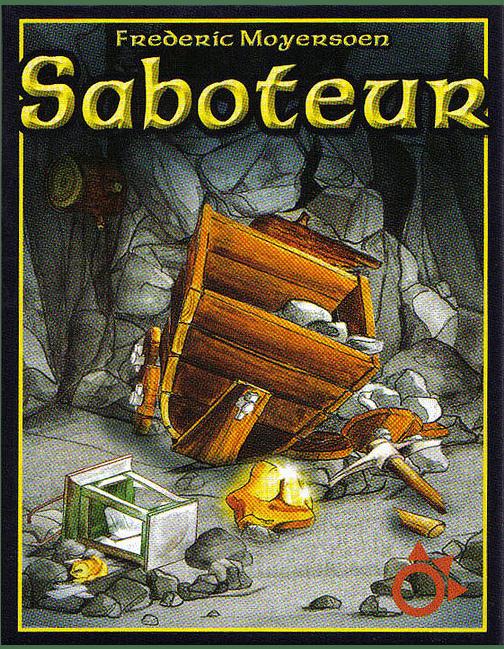 Portada Saboteur