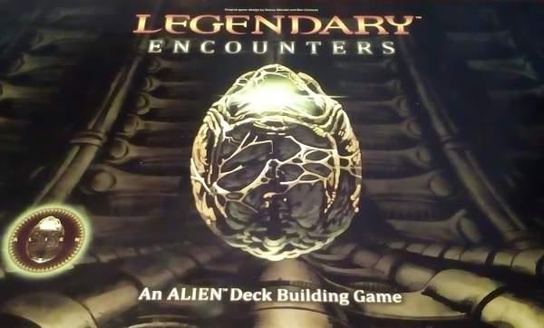 Caja del Legendary encounters