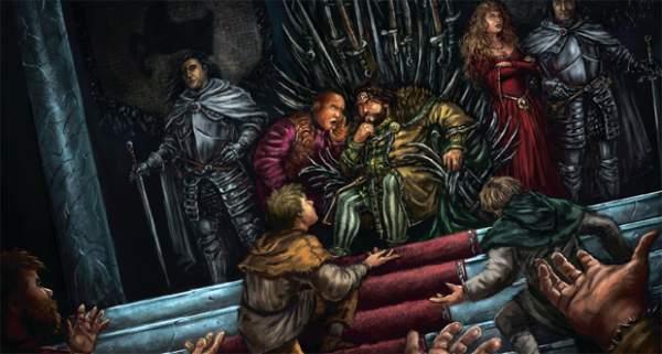 Robert Baratheon - conocer el futuro