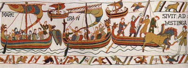 curiosidades vikingas - barcos