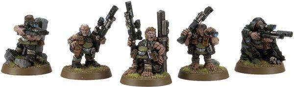 Guardia Imperial - Ratlings