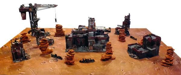 Informe de batalla - Armageddon