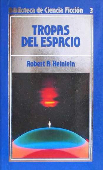 novelas de cifi Tropas del espacio