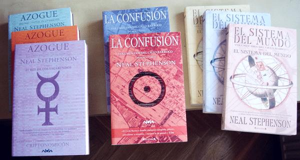 Criptonomicón - El ciclo Barroco