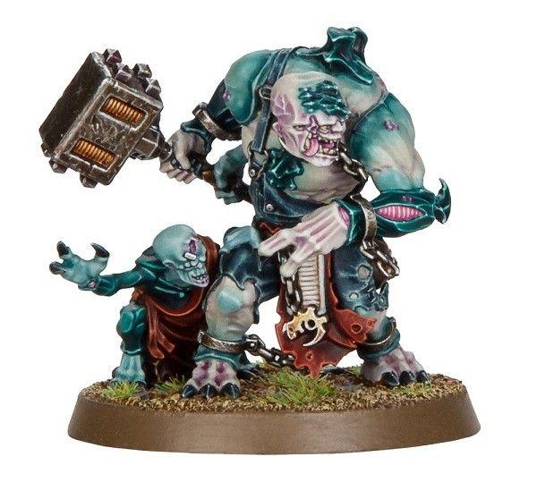 Warhammer 40k - Abominable
