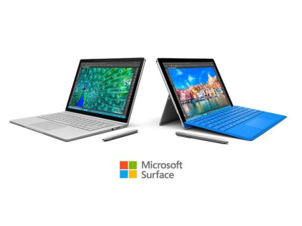 Microsoft Surface Pro (3 and 4)