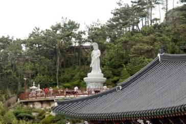 海東龍宮寺の観音大仏