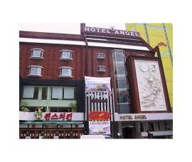 釜山西面のエンゼルホテル