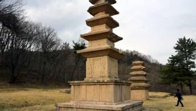 慶州獐項里寺址