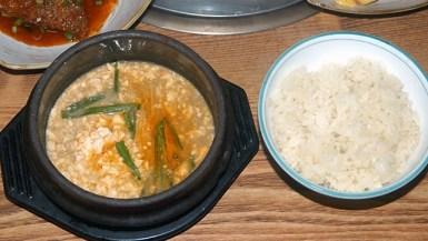 グムソンカン 大ケジャン純豆腐